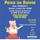 12ª Festa do Porco do Rolete da Casa Santa Maria