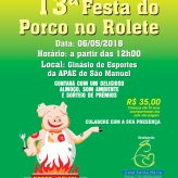 Fotos do Evento Porco No Rolete 2018